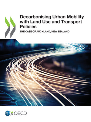 : Decarbonising Urban Mobility with Land Use and Transport Policies: The Case of Auckland, New Zealand