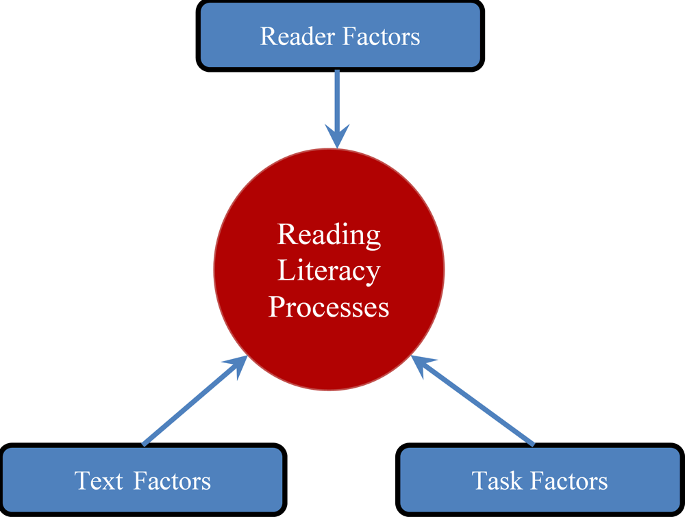 Figure 2.1. Factors that contribute to reading literacy