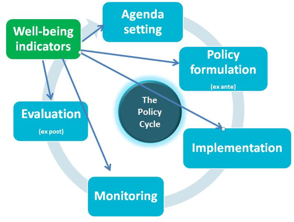 Figure 4.1. The policy cycle