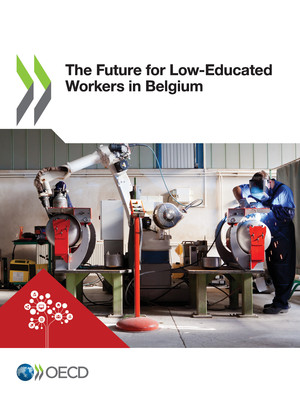 : The Future for Low-Educated Workers in Belgium: